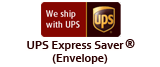 UPS Express Saver (Envelope)